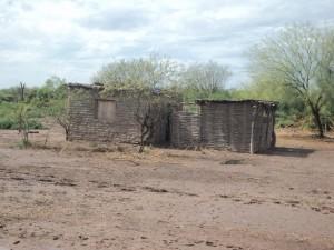 Vivienda tradicional yaqui